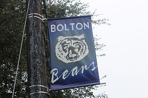 Bolton High School (Louisiana) - Bolton Bears insignia