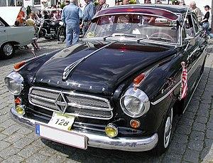 Borgward - Isabella TS Deluxe