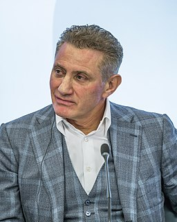 Boris Romanovich Rotenberg Russian businessman