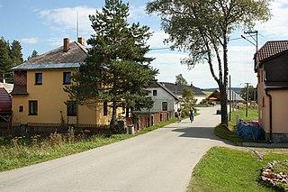 Borová Lada Municipality in South Bohemian, Czech Republic