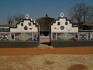 Botshabelo, Mpumalanga - Image: Botshabelo