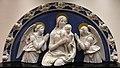 Bottega di andrea della robbia, madonna col bambino tra due ageli, da s.g. battista a ponte tremoli, 1515 ca.jpg