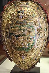 Bouclier de parement du roi Charles IX