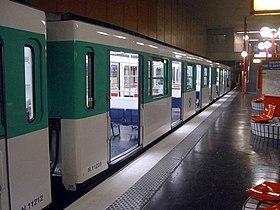 Boulogne - Pont de Saint-Cloud (pariza metrostacio) - Vikipedio