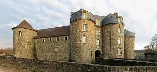 Boulogne chateau cote