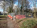 Bournemouth , Wimborne Road Work Site - geograph.org.uk - 1704200.jpg
