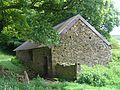 Bowsen Cruck Barn, Bradfield.JPG