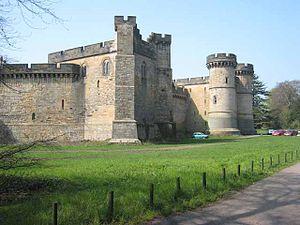 Brancepeth Castle - Image: Brancepeth Castle