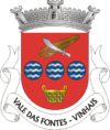 Coat of arms of Vale das Fontes