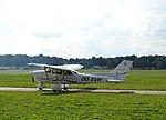 Brasschaat Piper PA-28 OO-EVM 02.jpg
