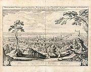 Bratislava (Pozsony) in the 17th century