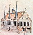Braunschweig Brunswick Sack-Rathaus Beck 1739.JPG