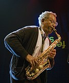Anthony Braxton -  Bild