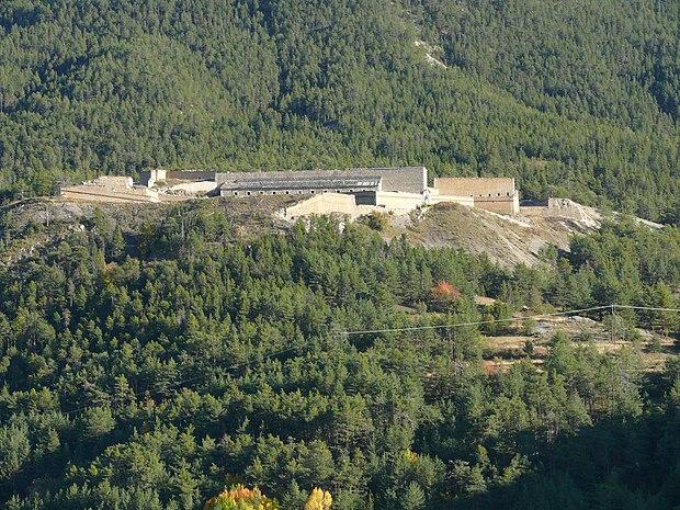 Monument historique à Briançon