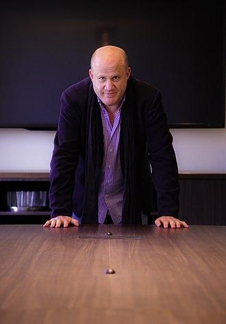 Brian Medavoy - Image: Brian Medavoy Profile