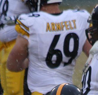 Brian Arnfelt - Image: Brian Arnfelt 69 warming up 2013