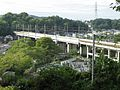 Bridge of Musashino Line in Inagi.jpg