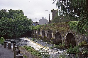Muskerry West - Image: Bridge over the Sullane, Macroom geograph.org.uk 654790