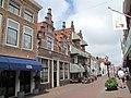 Brielle, straatzicht Voorstraat van 31 naar hogere oneven nummers 2011-06-26 13.53.JPG