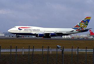 British Airways Flight 2069 Attempted hijacking