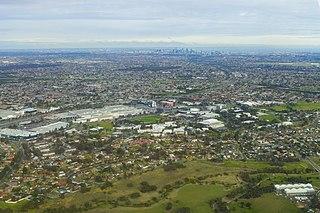 Broadmeadows, Victoria Suburb of Melbourne, Victoria, Australia
