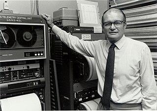 Bruce Bolt seismologist and academic