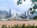 Buckingham Al Bundy Fountain Chicago (125419313).jpeg