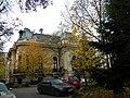 Bucuresti, Romania. Casa Oamenilor de Stiinta (COS) in toamna. Noiembrie 2017.jpg