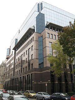 Budapest Stock Exchange Stock exchange in Budapest, Hungary