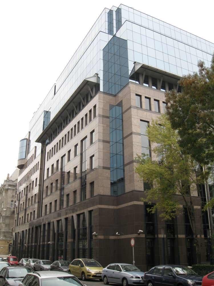 Budapest Szabadsag-ter Bank Center 0853