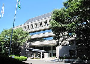 Building of Miyagi Prefectural Assembly.JPG