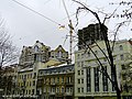 Buildings at Bohdan Khmelnickiy str. - panoramio.jpg