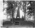 Bull Run, Henry Monument Henry Hill, (Centreville, Virginia) LOC npcc.00003.tif