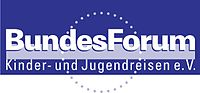 BundesForum Kinder- und Jugendreisen e.V. (logo)