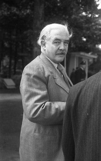 "President of the German Bundesrat - Image: Bundesarchiv B 145 Bild F046120 0016, Koblenz, ""Rittersturz Konferenz"", Kopf"