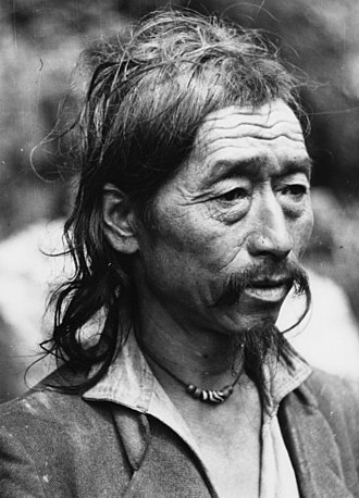 Lepcha people - Image: Bundesarchiv Bild 135 S 02 11 39, Tibetexpedition, Lepscha