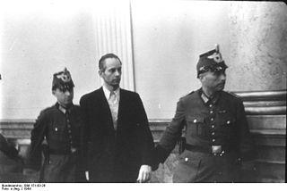 Peter Yorck von Wartenburg German resistance fighter