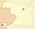 Burganes de Valverde municipality.png