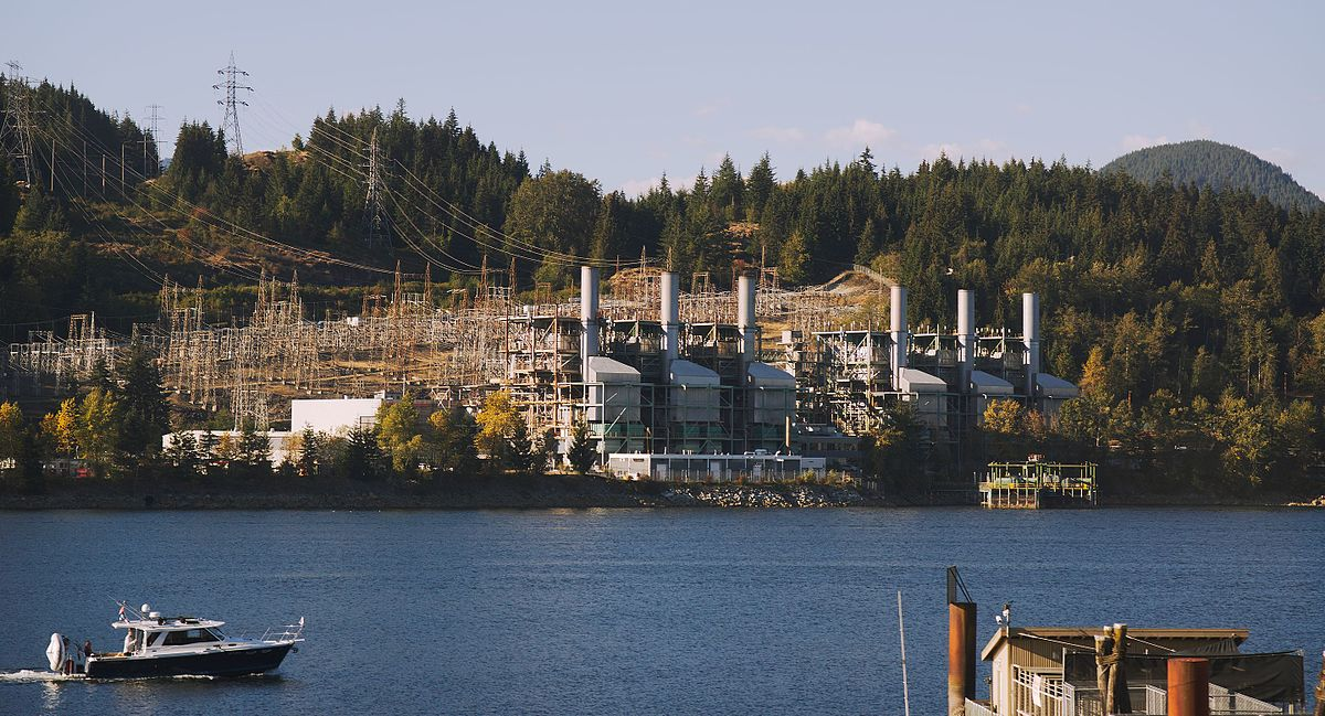 Burrard Generating Station - Wikipedia