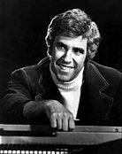 "Photo of Burt Bacharach from a television special ""Burt Bacharach Special""."