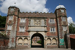 Burton Agnes Hall - The Gate House
