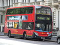 Bus, Cromwell Road, London - DSCF0307.JPG
