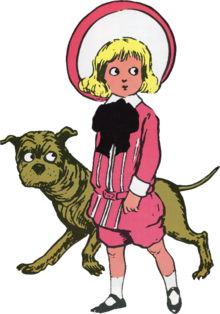 buster brown suit wiktionary