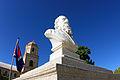 Busto de Betances, Plaza de Cabo Rojo.jpg