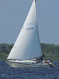 C&C 33-1 sailboat Exodus 3304.jpg