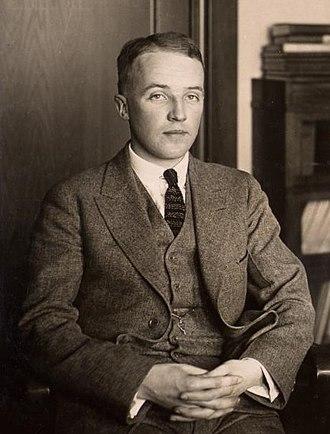 Charles Best (medical scientist) - Image: C. H. Best ca. 1924