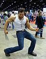 C2E2 2015 - Wolverine (17110600457).jpg
