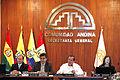 CAN, reunión de Cancilleres y Ministros de Comercio en Lima (9053788353).jpg