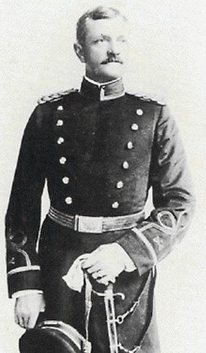 John J. Pershing - Captain John J. Pershing, c.1902