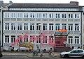 CDU in Nidersachsen, Landesgeschäftsstelle, Hindenburgstraße 30, Wilfried-Hasselmann-Haus, Hannover, nach Farb-Anschlag.jpg